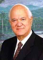 George Feldenkreis,chairman and CEO of Perry Ellis International.