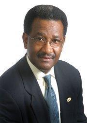 Dennis P. Gallon, president of Palm Beach State College.