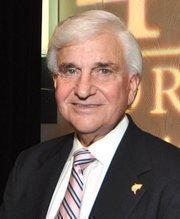 George L. Hanbury II, president of Nova Southeastern University.