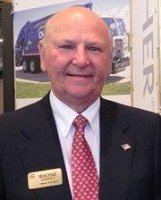 H. Wayne Huizenga, chairman of Huizenga Holdings.