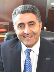 Michael J. Kasbar, president and CEO of World Fuel Services Corp.