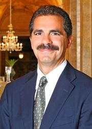 Paul N. Leone, president of The Breakers Palm Beach and Flagler System.
