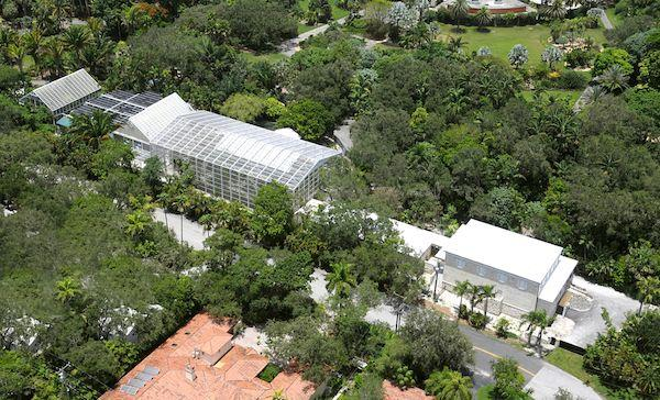 Fairchild Garden opens new butterfly conservatory, labs, cafe ...