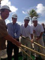 Margaritaville resort on track for 2015 opening, developers say