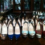 Photo Gallery: Kim Rothstein's shoes going up for auction
