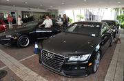 Audi cars from Audi of Coral Springs.