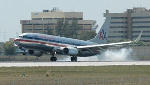 American Airlines is the sixth-busiest commercial carrier at Jacksonville International Airport.