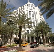 No. 4 Loews Miami Beach Hotel Total guest rooms: 842 2010 rank: 4