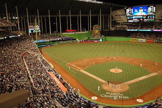 The Miami Marlins have hired public relations firm the JeffreyGroup.