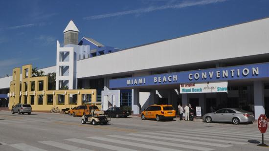 Developers are being sought to redevelop the Miami Beach Convention Center.