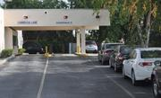 Security Bank's drive-through lane will reopen as part of Banesco USA.