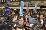 Spinmeisters spin and candidates move forward after debate - slideshow