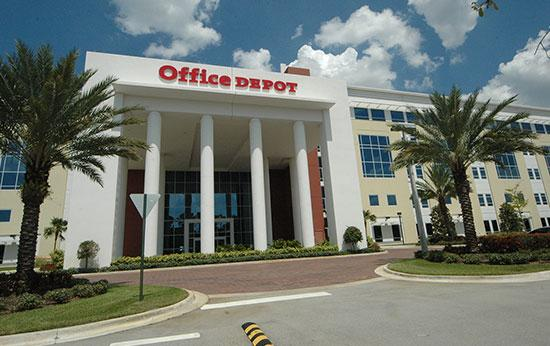 Office Depot has reached an agreement in the board fight with Starboard Value.