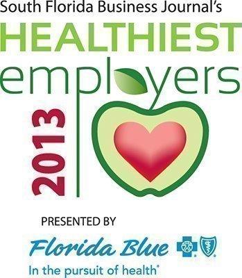 2013 Healthiest Employers
