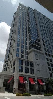 Bank of America Plaza at Las Olas City Centre