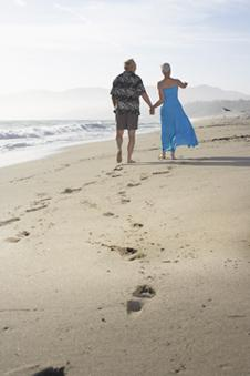 After Florida, the Carolinas are the most attractive Southern destinations for retirees.