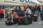 Winter storms strand passengers in S. Fla.
