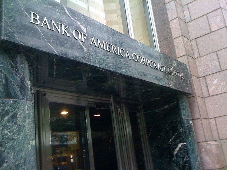 Bank of America's corporate headquarters in Charlotte, N.C.