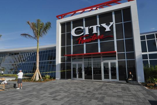 Superbe City Furniture Opened Its New LEED Certified Boca Raton Superstore On  Thursday.
