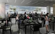 The new Asi Cymbal office building in Miami's Design District will have a rooftop restaurant.