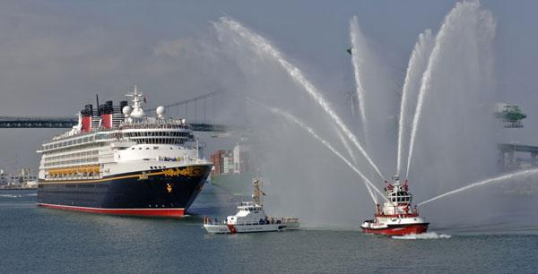 South Florida is poised to welcome the Disney Wonder.