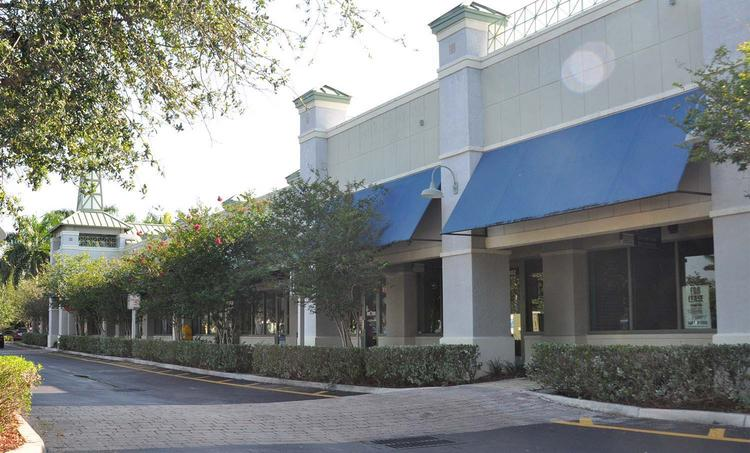 The Waterways Shoppes II in Weston is facing a foreclosure lawsuit.