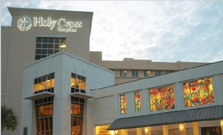 Holy Cross Hospital is opening an urgent care and diagnostic center.