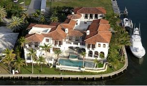 Kardashian home in North Miami