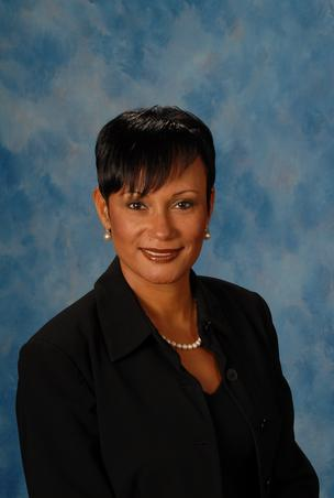 Leah Carpenter was named CEO of Memorial Hospital Miramar.