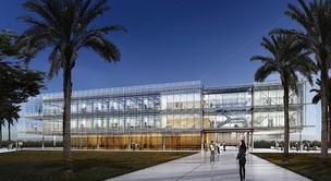 Lynn University released this rendering of the future home of its College of Business and Management.