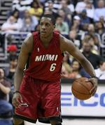 Mario Chalmers' dad sued over defamation, contract allegations
