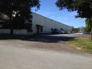 Wells Fargo Bank wants to seize this Fort Lauderdale warehouse.