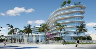 One Ocean is The Related Group's newest luxury condominium planned for Miami Beach.