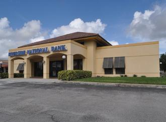 The former CEO of Riverside National Bank of Florida, which failed in 2010, is facing a lawsuit from the Federal Deposit Insurance Corp.