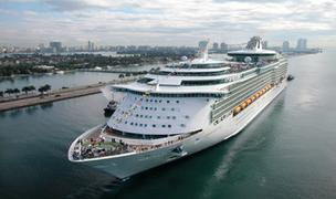 Royal Caribbean's Enchantment of the Seas