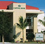 No. 3: Capital Bank ranks third on our list with $1.05 billion in deposits in the Triad.
