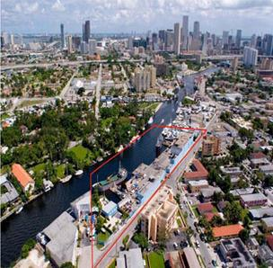 This 2.7-acre site along the Miami River, where Shear Construction and Development planned to build the 192-unit Nautica, was sold for $3.15 million.