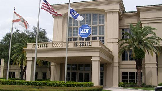 ADT is headquartered in Boca Raton.