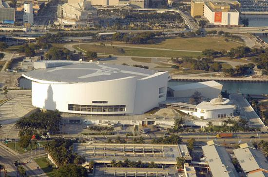 The American Airlines Arena is being pitched as the site for an NBA All-Star Game.