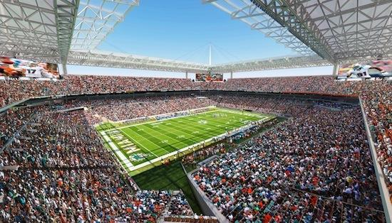 The Florida Senate Rules Committee voted unanimously Tuesday to support the Miami Dolphins plan.