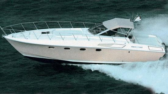 Bertram Yacht's parent company is The Ferretti Group, one of the largest yacht manufacturers in the world.