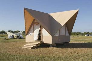 Eco-Tent at Everglades National Park