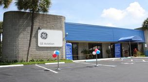 GE Aviation Pompano Beach facility