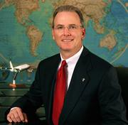 Gerard Arpey becomes CEO and president of AMR in 2003.