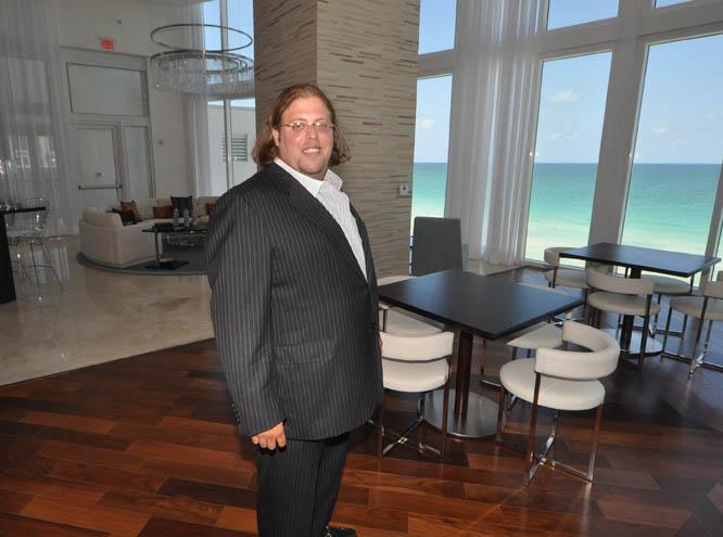 Porsce Design has teamed with Gil Dezer and Dezer Properties to build an innovative condo project in Sunny Isles Beach.
