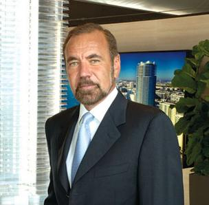 A company affiliated with Perez recently cut a deal for a waterfront site in Hallandale.