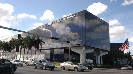 Ocean Bank, based in Miami, agreed to pay an $11 million fine.