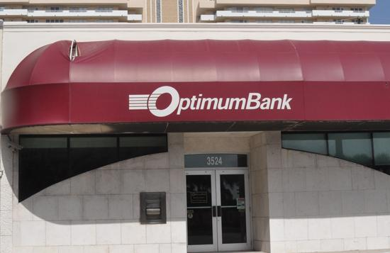 OptimumBank Holdings is looking for another independent director for its board.