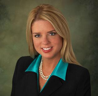 Attorney General Pam Bondi hailed the progress of a bill to crack down on synthetic drugs.