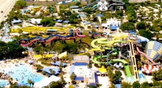 Cnl Lifestyle Properties Paid A Total Of 51 85 Million For Rapids Water Park Land And Ets
